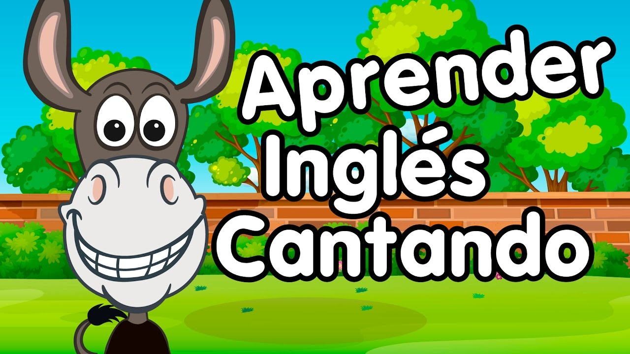 Canciones infantiles para aprender inglés