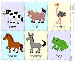 Tareas en inglés para niños