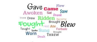 Verbs in english